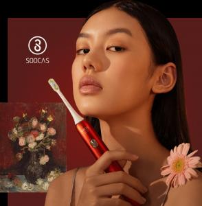 Електрична зубна щітка Xiaomi Soocas X3U pink nalichie