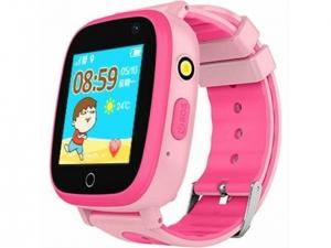 Смарт годинник GOGPS ME K14 Рожевий