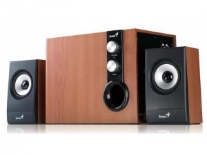 Акустична система Genius 2.1 SP-HF1250B II Wood