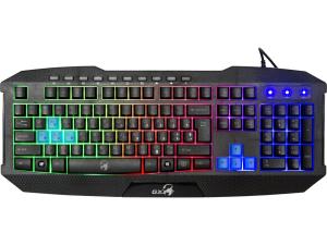 Клавіатура провідна GENIUS Scorpion K215 чорний