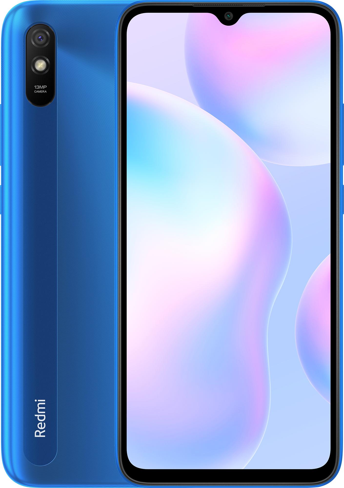 Смартфон Xiaomi Redmi 9A 2/32GB (M2006C3LG) Sky Blue