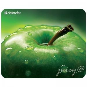 Килимок для мишки DEFENDER (50412)Juicy sticker пластиковий