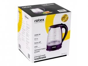 Електрочайник Rotex RKT13-G nalichie