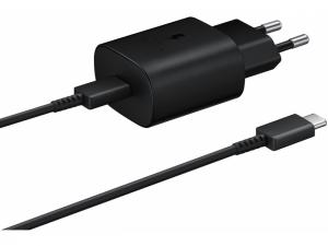 Зарядний пристрій SAMSUNG EP-TA800XBEGRU 25W PD3.0 Type-C (Чорний) nalichie
