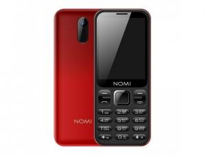 Мобільний телефон Nomi i284 Red
