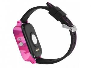 Смарт годинник з GPS трекером GOGPS T01 рожеві nalichie