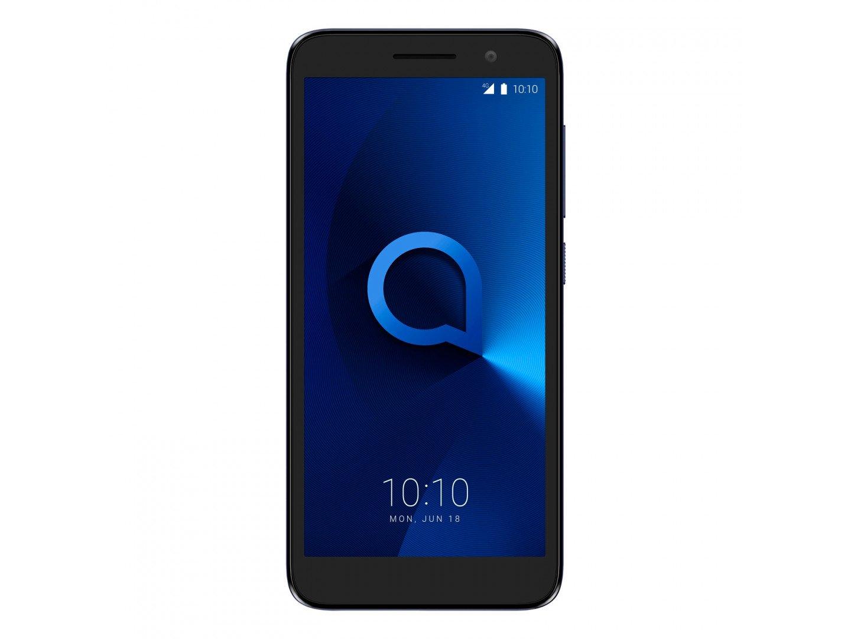 Смартфон Alcatel 1 (5033D) 1/8GB Dual SIM Bluish Black