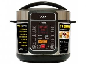 Мультиварка - скороварка Rotex REPC76-B