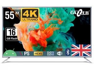 Телевізор Gazer TV55-US2G