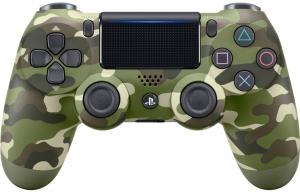 Геймпад безпровідний Sony PS4 Dualshock 4 V2 Green Cam