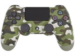 Геймпад безпровідний Sony PlayStation Dualshock v2 Green Cammo (9895152)