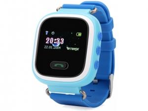 Смарт годинник GOGPS ME K11 Синій