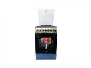 Плита комбінована COOKER-MILANO ML50 EF50 стал 5090