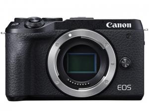 Цифрова камера Canon EOS M6 Mark II Body Black