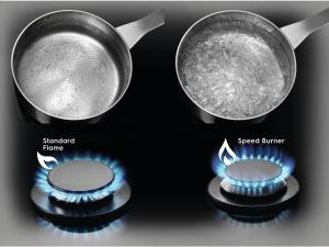 Варочна поверхність газова Electrolux GEE26MB nalichie
