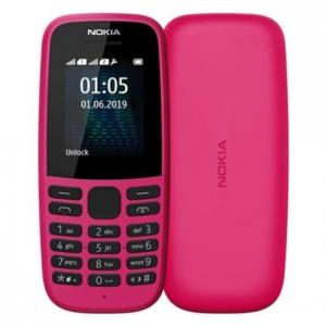 Мобільний телефон Nokia 105 TA-1203 SS Pink