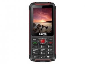 Мобільний телефон Sigma Comfort 50 Solo Outdoor Red