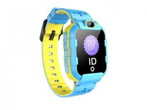 Смарт годинник GOGPS ME K22 Синій