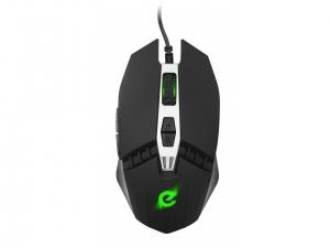 Мишка провідна Ergo NL-710 USB Чорний