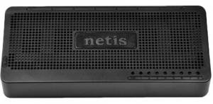 Комутатор NETIS ST3108S 8-ми портовий 10 / 100Mbps Fast Ethernet Свіч
