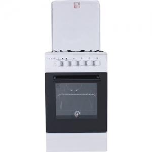 Плита комбінована COOKER-MILANO ML50 E10 біла
