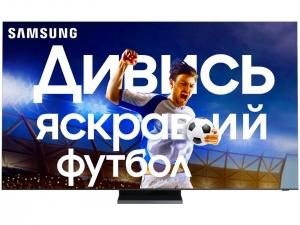 Телевiзор Samsung QE75Q950TSUXUA
