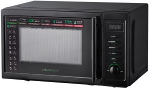 Піч СВЧ соло Liberton LMW-2085 E чор