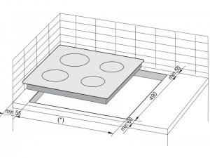 Варочна поверхність електрична Hansa BHC96506 nalichie