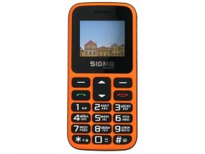 Мобільний телефон Sigma Comfort 50 HIT2020 Orange