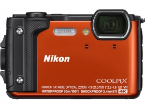 Цифрова камера NIKON Coolpix W300 Чорний