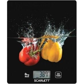 Ваги кухонні Scarlet SC-KS57P63 перці