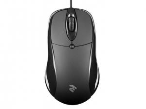 Мишка провідна 2E MF170 USB Black