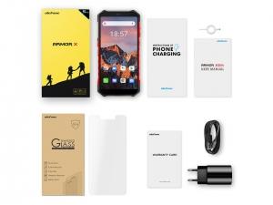 Смартфон Ulefone Armor X5 Pro (IP69K, 4/64Gb, NFC, 4G) Red nalichie