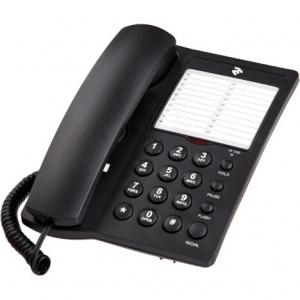 Дротовий телефон 2E AP-310 Black (680051628721)