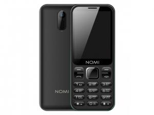Мобільний телефон Nomi i284 Black