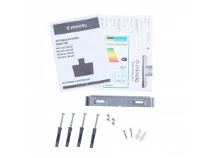 Витяжка наклонна Minola HVS 6242 IV 700 LED nalichie