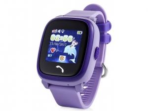 Смарт годинник GOGPS ME K25 Пурпуровий nalichie