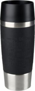 Термокружка Tefal TRAVEL CUP 0.2L silver/lime (K3080314)