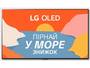Телевiзор LG OLED55G16LA