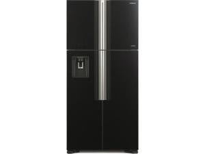Холодильник Side-by-side Hitachi R-W660PUC7XGBK