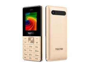 Мобільний телефон Tecno T301 Dual SIM Champagne Gold