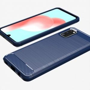 Чохол для смартфона Samsung TPU Slim Samsung Galaxy A41 Синий