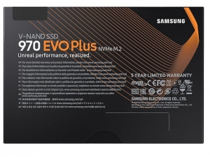 SSD накопичувач Samsung 1TB MZ-V7S1T0BW nalichie