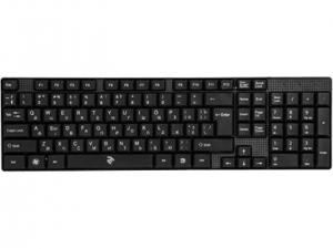 Клавіатура провідна 2E KS 106 USB Black