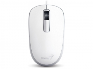 Мишка провідна Genius DX-125 Білий
