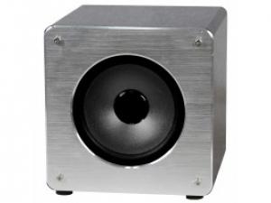 Портативна колонка OMEGA Bluetooth OG61A Aluminium 5W алюміній