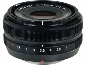 Об'єктив Fujifilm XF-18mm F2.0 R