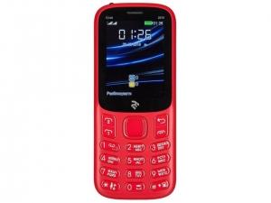 Мобільний телефон 2E E240 2019 DualSim Red