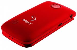 Мобільний телефон Sigma Comfort 50 Shell DS Black-Red nalichie