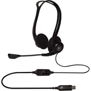 Навушники LOGITECH Headset PC 960 Stereo Headset USB, OEM nalichie